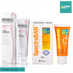 PHYSIOGEL Soothing Care A.I. Cream 50 ml + SpectraBAN SPF50+ 20g