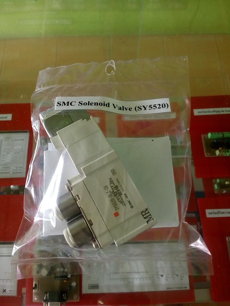 Solenoid Valve 24VDC