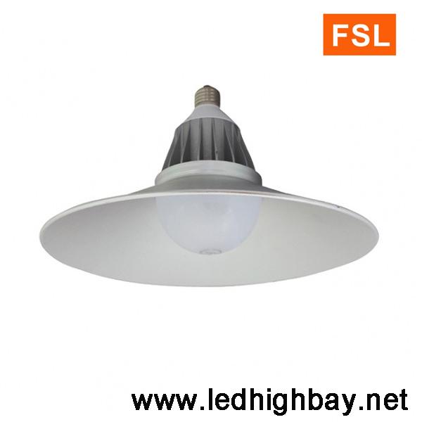 โคมไฮเบย์ LED 30w รุ่นฝาชี ยี่ห้อ FSL (แสงขาว)
