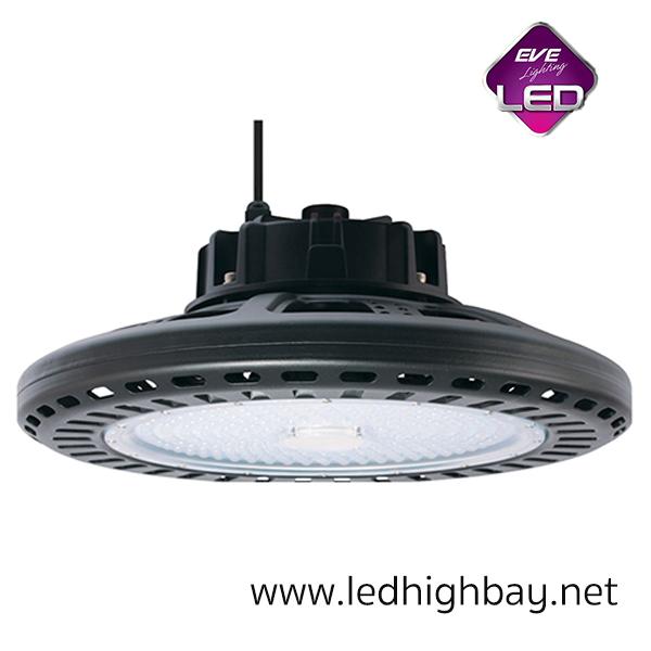 โคมไฮเบย์ LED 150w ยี่ห้อ EVE รุ่น New IU (แสงขาว)