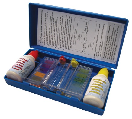 pH & CL Test Kit