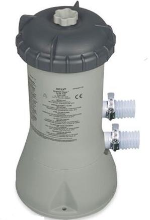 INTEX เครื่องกรองน้ำระบบไส้กรอง 3,785 ลิตร/ชม. (สระ 10-15 ฟุต)