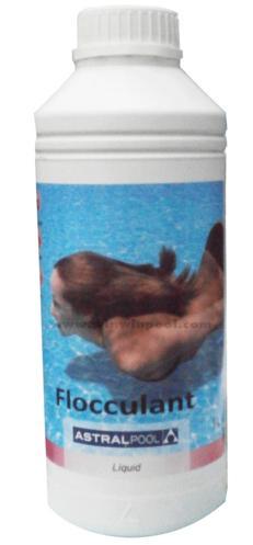 น้ำยาเร่งให้ตะกอน ทำน้ำใส FLOCCULANT ASTRAL POOL 1 ลิตร