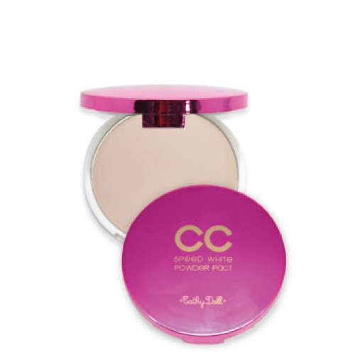 Cathy Doll (Speed White) CC Powder Pact SPF 40PA+++ 4.5g