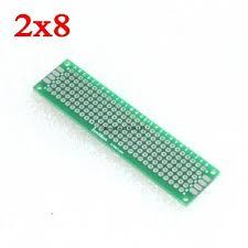 PCB อเนกประสงค์ 2x8cm.