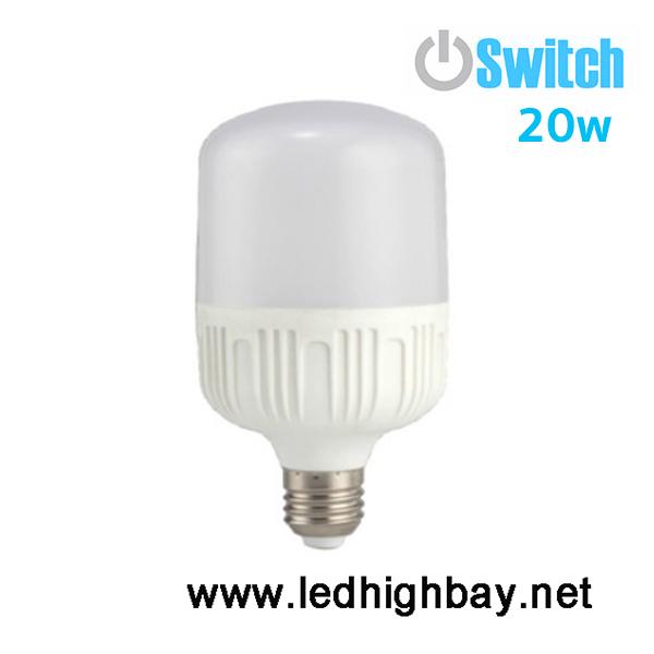 หลอดไฟไฮเบย์ LED 20w รุ่น HIGHWATT ยี่ห้อ Swtich (แสงขาว)