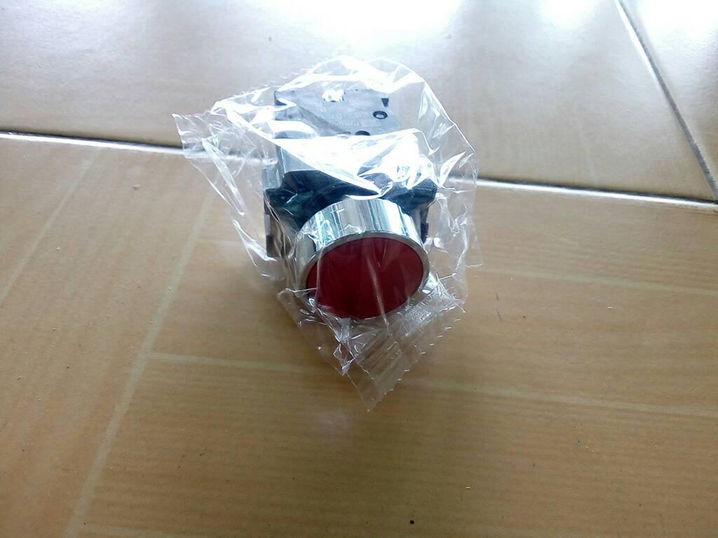 สวิตซ์ตู้คอนโทรล สีแดง ขนาด 22 mm.