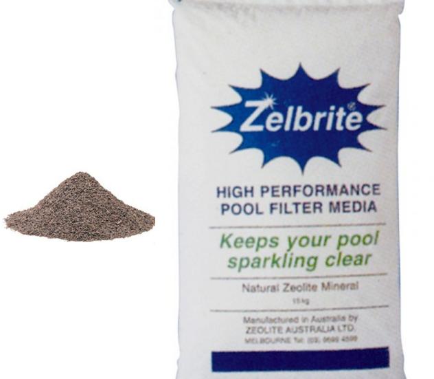 สารกรอง Zelbrite จากแร่ธรรมชาติ