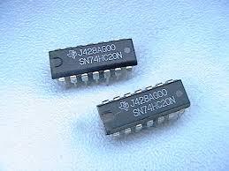 SN74HC20N