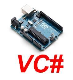 คอร์สเรียนการใช้งาน Serial Port ของ Arduino สื่อสารกับ VC#