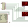 MAX7219 8 Digits 7-Segment ด้วย PIC Micro-Controller