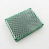 7x9cm แผ่นปริ๊นอเนกประสงค์ Double Side Prototype PCB diy Universal Printed Circuit Board (PCB)