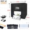 DEEP ขนาด 60ซม. | กล่องไฟถ่ายภาพสินค้า Professional Studio Box