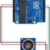 การใช้งานโมดูล Ultrasonic HC-SR04