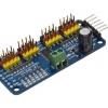 16 ช่อง Servo Motor ควบคุมผ่าน I2C