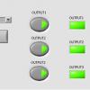 การส่งข้อมูลผ่าน Serial Port ด้วย Labview to PIC ไมโครคอนโทรลเลอร์
