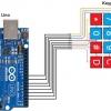 การรับค่าทศนิยม (Float) จาก Keypad ด้วย Arduino