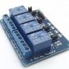 4-Channel Relay(5V) Module Shield