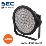 โคมไฮเบย์ LED 120w รุ่น HALO ยี่ห้อ BEC (แสงขาว)