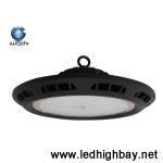 โคมไฮเบย์ LED 200w ยี่ห้อ IWACHI (แสงส้ม)