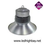 โคมไฮเบย์ LED 100w รุ่น YM-HB ยี่ห้อ EVE (แสงขาว)