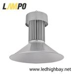 โคมไฮเบย์ LED 100w ยี่ห้อ LAMPO รุ่น ECO MODEL (แสงขาว)