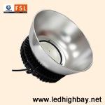 โคมไฮเบย์LED อิวาชิ UFO 150w (แสงส้ม)