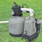 INTEX เครื่องผลิตคลอรีนระบบน้ำเกลือ-ทราย (อี.ซี.โอ) 10,000 ลิตร/ ชม.