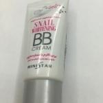 snail whitening ministar BB cream spf 45