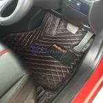 Starnavi พรมปูพื้นรถยนต์สุดหรูเข้ารูป 100%16 ชิ้น HONDA BR-V 7 ที่นั่ง