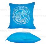 หมอนผ้าห่ม (สีน้ำเงิน) พร้อมอำนวยเซอร์วิส