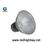 โคมไฮเบย์LED IWACHI 50w x1 (แสงขาว)