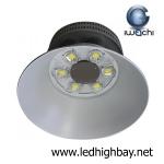 โคมไฮเบย์ LED 300w รุ่นมีพัดลมระบายความร้อน ยี่ห้อ Iwachi (แสงขาว)