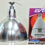 โคมไฮเบย์ LED ทรงฝาชี พร้อมหลอดไฟ LED Highwatt High Bay 90w ขั้ว E40