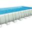 INTEX สระสี่เหลี่ยมอัลทร้าเฟรม 32 ฟุต ระบบน้ำเกลือ–ทราย thumbnail 16