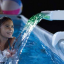 INTEX MULTI-COLOR น้ำตกแบบ LED CASCADE thumbnail 1