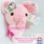 ตุ๊กตา Piggy girl ลูกหมูน้อยสีชมพู สุดน่ารัก (23 cm.) thumbnail 2