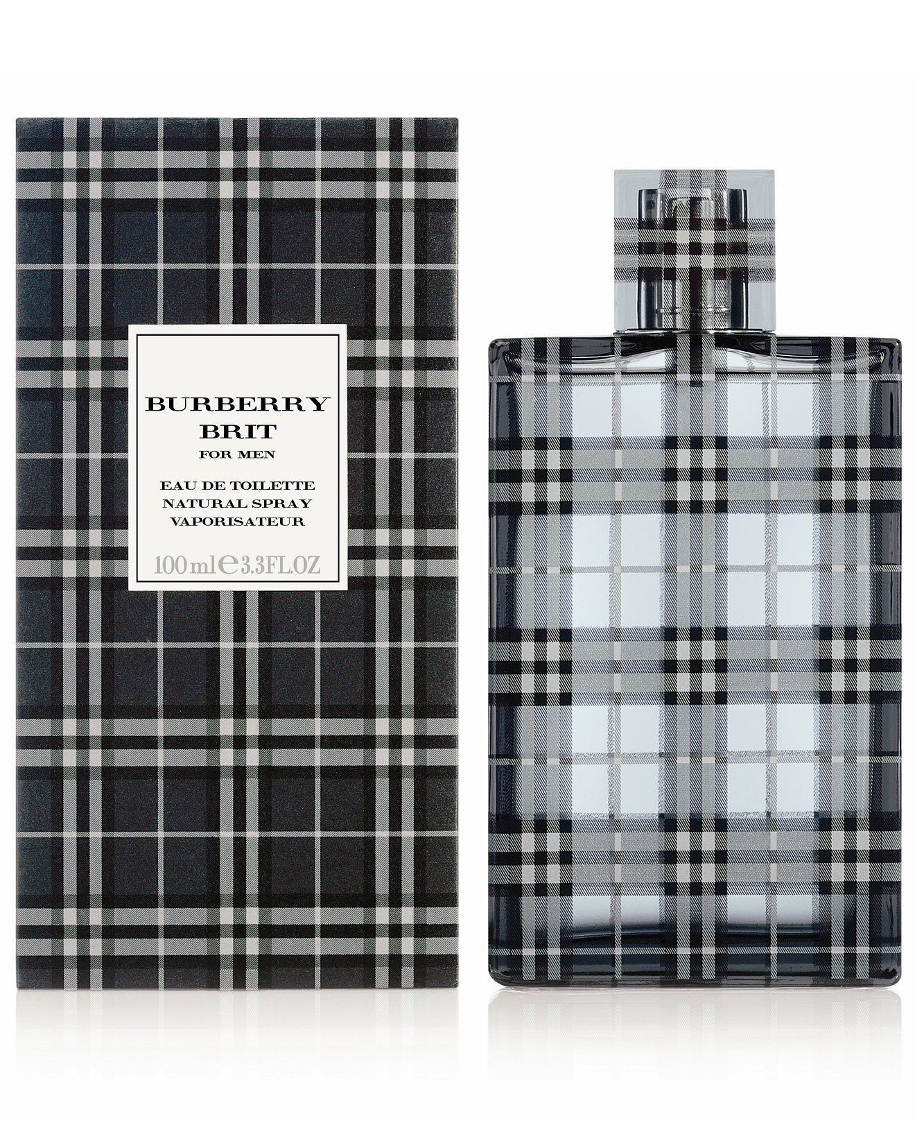 burberry brit eau de parfum 100ml