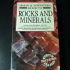 SIMON & SCHUSTER'S GUIDE TO ROCKS AND MINERALS หนา 607 หน้า ปี 1978