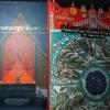 จากแสงเงาสู่ป่าหิมพานต์ และ ป่าหิมพานต์ตามพระราชเสาวนีย์ ของ อ.ปรีชา เถาทอง ปกแข็ง 2 เล่ม จัดพิมพ์เนื่องในโอกาสสมเด็จพระนางเจ้าสิริกิติ์ พระบรมราชินีนาถ ทรงเจริญพระชนมพรรษา 72 พรรษา ปี 2548