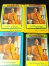 หลวงพ่อเงิน เทพเจ้าเเห่งดอนยายหอม โดย ช.ทักษิณา นุกูล ปกแข็ง 4 เล่ม ครบชุด พิมพ์ปี 2520