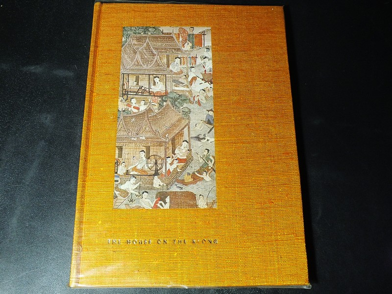 The House on Klong (the bangkok home and asian art collection of Jamees Thompson ) ปกแข็ง ปี 1968