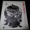 มหากาพย์ ภาพพิมพ์ ไม้แกะ ของ ประพันธ์ ศรีสุตา พิมพ์ 1000 เล่ม ปี 2553 หนา 296 หน้า