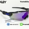 แว่นตาปั่นจักรยาน Oakley Radar EV [สีดำ-น้ำเงิน]