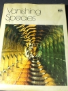 Vanishing Species by the editors of TIME-LIFE books ปกแข็ง 264 หน้า ปี 1974