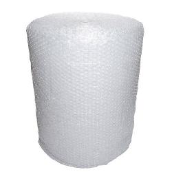 พลาสติกกันกระแทก Air Bubble (แอร์บับเบิ้ล) พลาสติกห่อหุ้มของ หน้ากว้าง 65 ซม. ความยาว 100 เมตร