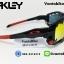 แว่นตาปั่นจักรยาน Oakley Jawbone [สีดำ-แดง] thumbnail 3