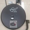 ชุดจานดาวเทียม PSI 60 ซ.ม. OK-X (ติดผนัง หรือ ตั้งพื้น)