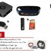 กล่องแอนดรอยด์ PSI O5 แถมเมาส์ไร้สาย + AAA 2ก้อน และ GMM Z Stream 4K ANDROID 5.1 TV BOX Quad-Core 64 bit กล่องรับสัญญาณอินเทอร์เน็ตทีวี จีเอ็มเอ็ม แซท สตรีม แถมแอร์เมาส์ + Panasonic Alkaline AAA 2ก้อน