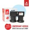 LNB-KU Band Freeview DUO รุ่น K204